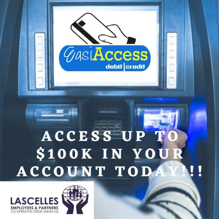 EASI-Access 100K